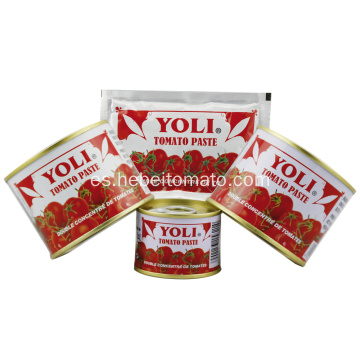 Venta al por mayor YOLI Brand Tomato Paste