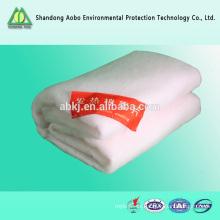 Polyesterfaser-Watte
