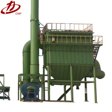High pressure jet filter flour dust collector industrial