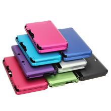 Multi Color para o novo 3DSLL 3DSXL Alumínio Siamese protege caso casaco Safe Case para Nintendo New caso de capa 3DSXL