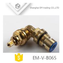 EM-V-B065 Messing Wasserhahn Thermostat Keramikkern Patrone