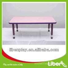 2014 nouveau design table pour enfants table et chaises pour enfants série LE-ZY.154