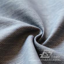Resistente al agua y al aire libre chaqueta abajo Tejido de Jacquard Ripple 73% Nylon + 27% de tela de poliéster (N016)