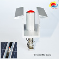 New Design Solar Module Universal MID Clamp with Earthing (MD106-0001)