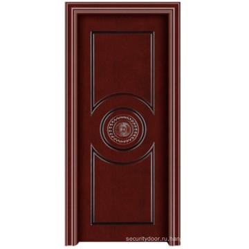Меламин дверь кожи (ЖЛ-MS29)