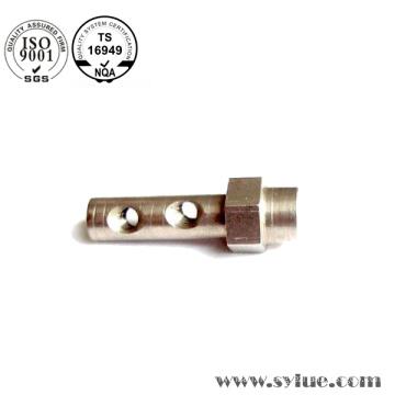 6 Axis Titanium CNC Pièces Usine Prix