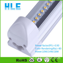 Best Price Warm White 2ft 600mm 10W T5/T8 LED Tube 3 Years Warranty