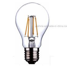 8.5W LED Filamento A60 bombilla con CE