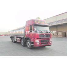 Caminhão de combustível Dayun 8X4 drive para 20-35 metros cúbicos
