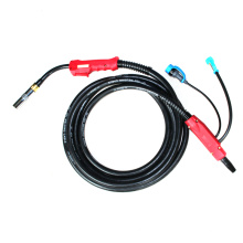 Excellent welding capacity mag cooled welding torch