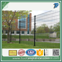 656 Twin wire welded mesh fencing panals