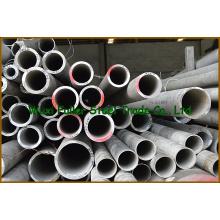 Класс 304 из нержавеющей стальной трубы для перила балкона