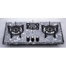 Three Burner Gas Stove (SZ-LX-262)