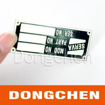 Panneau métallique pour logo imprimé imprimable de haute qualité
