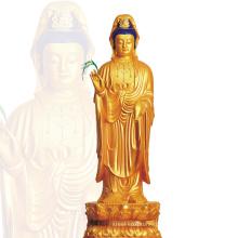 Statue populaire de Kuan Yin avec un service personnalisé