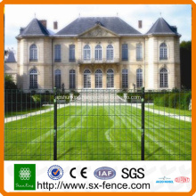 Green color pc coated holland wire mesh