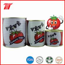 400g Veve Marke Bio Dosen Tomaten Pastete