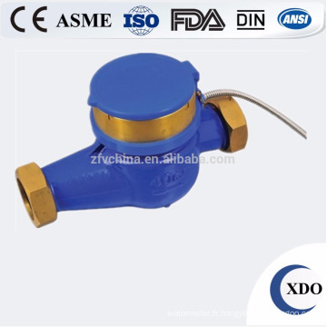 Compteur d'eau prépayé de 15mm vente chaude OPE-PDRRWM-15-25 pour la vente