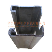 Strut C Channel / Unit-Strut Channel / Unitstrut Canal C Made in China Roll formando a máquina Singpore