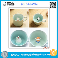 Bestselling Elegant Porcelain Mug with Little Animal