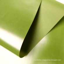 Lightweight Green Color Inflatable 40D Nylon TPU Fabric For Outdoor Air Camping Sleeping Pad