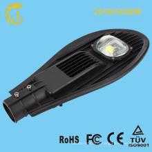 Высокая яркость энергосберегающих светодиодных уличных фонарей