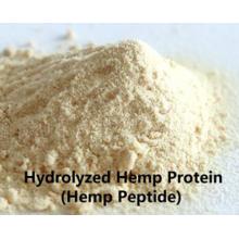 Proteína / peptídeo de cânhamo hidrolisado