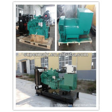 60KW -180KWCummins engine generators for sale with CE&ISO(power range from 20kw to 1000kw)