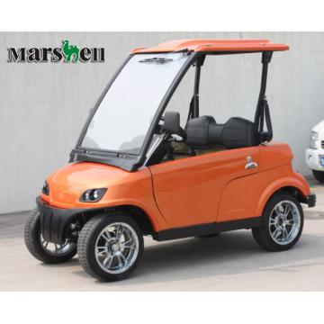Mini coche eléctrico pequeño de 2 personas (DG-LSV2) con Ce