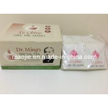 Dr. Ming′s peso pérdida adelgazar té de hierbas (30 paquetes/caja)