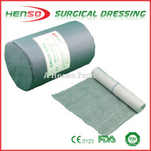 Henso Bleached Jumbo Cotton Gauze Roll