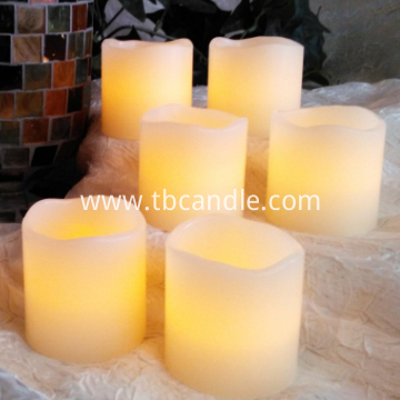 mini flamelesss candle
