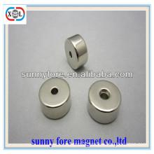 cheap price N42 ndfeb ring magnets