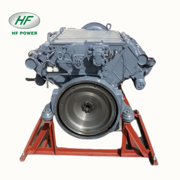 Deutz+8-Cylinder+Air-Cooled+F8L413F+4-Stroke+Diesel+Engine