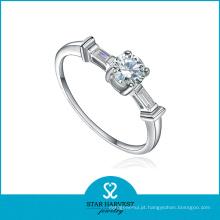 Chun Bezel Setting 925 Sterling Silver Ring Designer (R-0513)