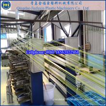 Kunstrasen-Matten-Verdrängungs-Plastikmaschinen-Linie