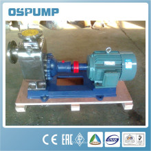 ZX centrifugal theory and stainless steel chemical pump