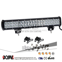 High power 8820LM Super Bright LED Light Bar Vehicle Work Lightbar 126W for Tractor