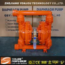 Membranpumpe, Gummimembran für Pumpe, pneumatische Klebepumpe