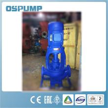 Pompe de circulation d'eau de refroidissement électrique ISG