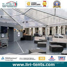 Waterproof Wholesale Square Wedding Tents with Clear PVC   Sidewalls
