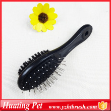 Short Lead Time for Pet Cleaning Brush dog shower brush Two sided export to France Metropolitan Supplier
