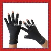 Guantes de la recuperación de la compresión de la artritis de la mano de cobre guantes de la artritis