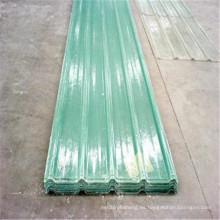 Hoja ULTRAVIOLETA de la techumbre para la hoja transparente de la fibra de vidrio de la casa