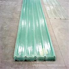 Feuille anti-UV de toiture pour la feuille transparente de fibre de verre de Chambre