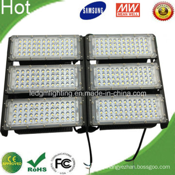 IP65 Weatherproof Outdoor Pure White 300W LED Tunnel Light