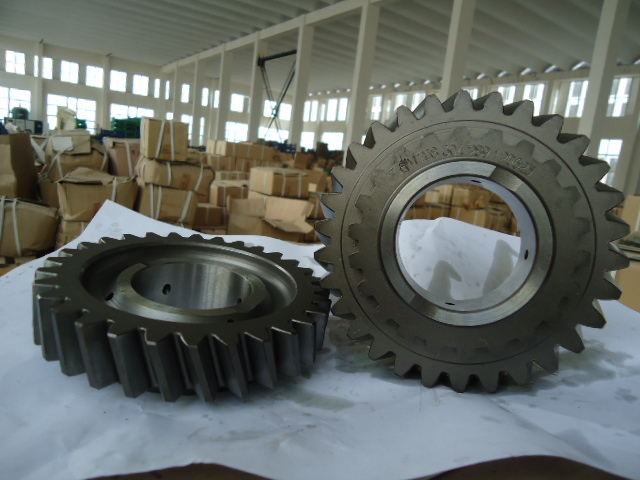 Grinding Main Shaft Gear 4th