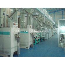 SGS-Zertifikat Hochwertige berühmte Fabrik stellen 100 Tonnen pro Tag komplette Selbstreisemehlanlage zur Verfügung