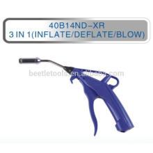 Air Blow Gun avec un embout différent