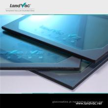 Landvac no exterior após os painéis de vidro isolados vácuo do serviço da venda para a porta do vidro de armário